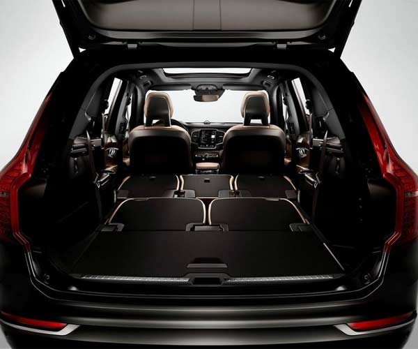 Maletero Audi Q7 7 asientos