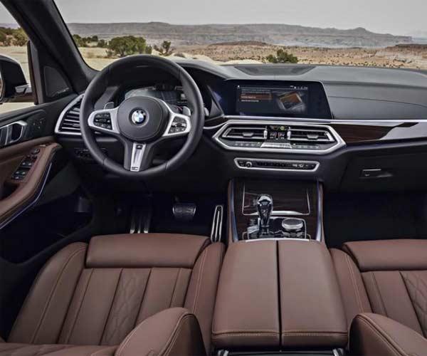 BMW X5 Navegacion