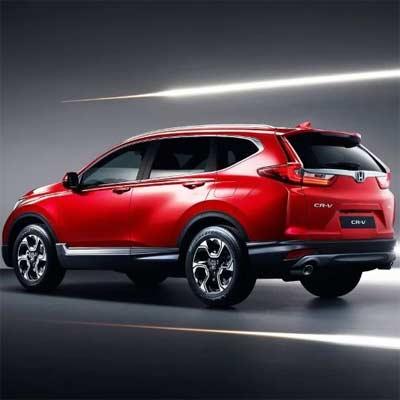 Honda CR-V 7 plazas