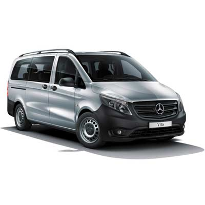 Mercedes Vito Tourer 9 plazas