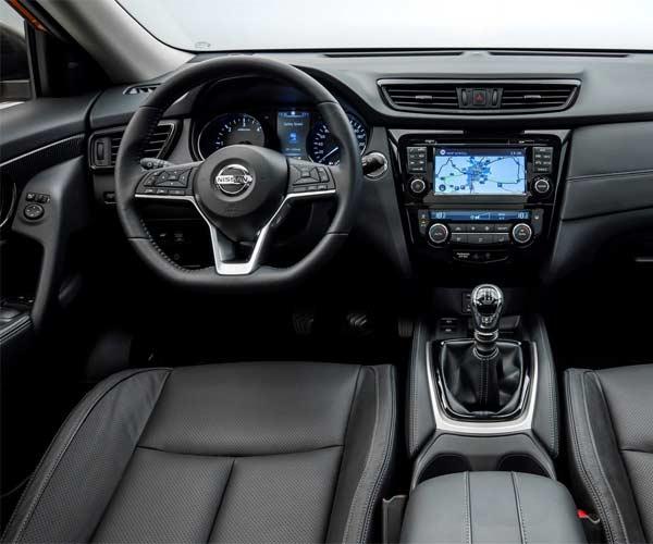 Nissan X-Trail navegacion
