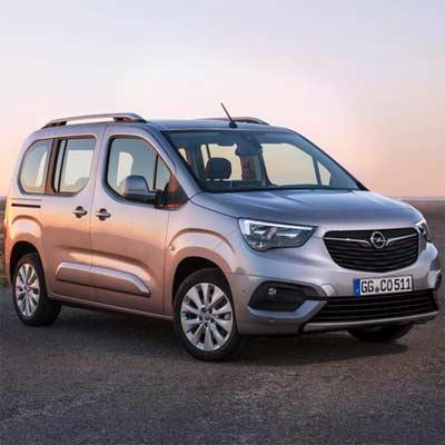 Opel Combo Life 7 plazas