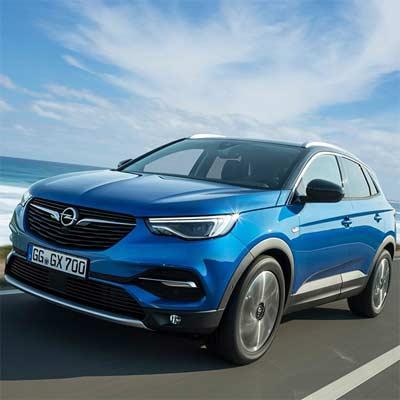 SUV Opel Grandland 7 plazas