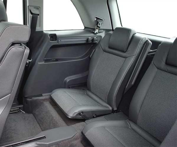 Opel Zafira Tourer 3 filas de asientos