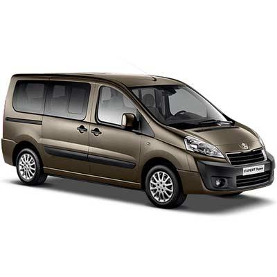 Peugeot Expert Combi 9 plazas
