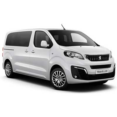Peugeot Traveller 9 plazas