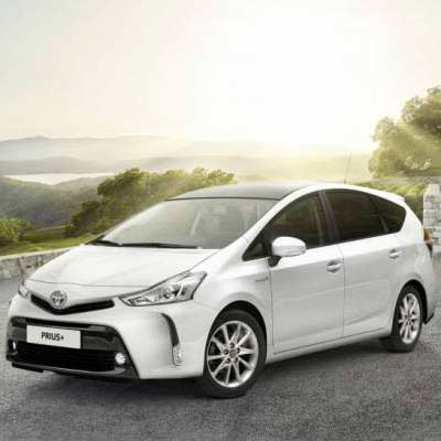 Toyota Prius+ 7 plazas híbrido