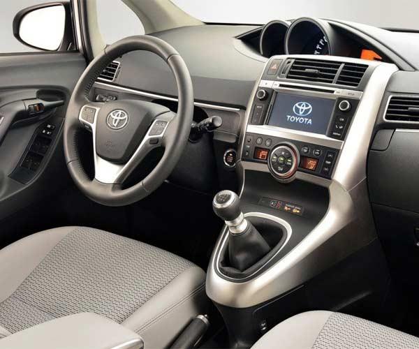 Toyota Verso navegación