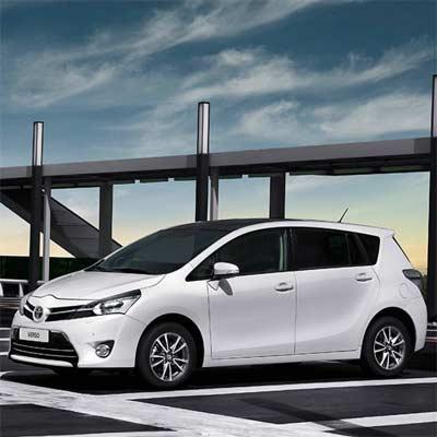 Toyota Verso 7 plazas